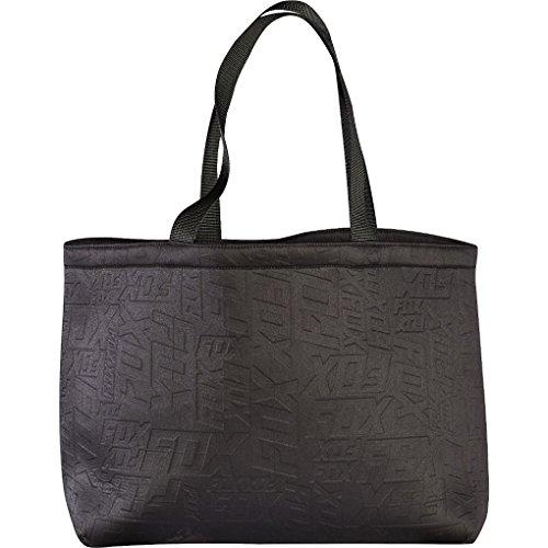 Fox - Frauen-Splash Strand-Einkaufstasche, O/S, Black (Fox Black-handtasche)