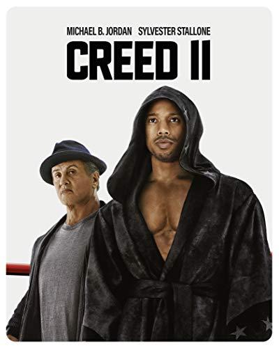 Creed II: Rocky's Legacy (4K UHD Steelbook + Blu-ray)