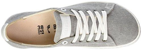 Birkenstock - Arran Tx, Pantofole Donna Grigio (Light Gray)