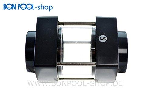 BON POOL Schauglas PVC 50mm