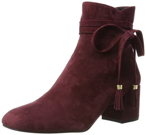 Kenneth Cole Estella, Stivali Donna Rosso (Oxblood)