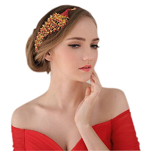 peignes traditionnels charme exquis de cheveux de mariage chinois, paon
