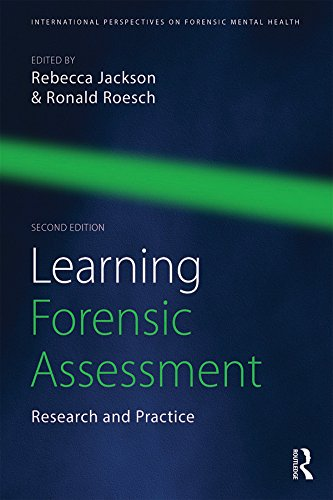 Learning Forensic Assessment: Research And Practice (international Perspectives On Forensic Mental Health) por Rebecca Jackson epub