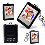 "1.5"" DIGITAL PHOTO FRAME PICTURE KEY RING CHAIN"