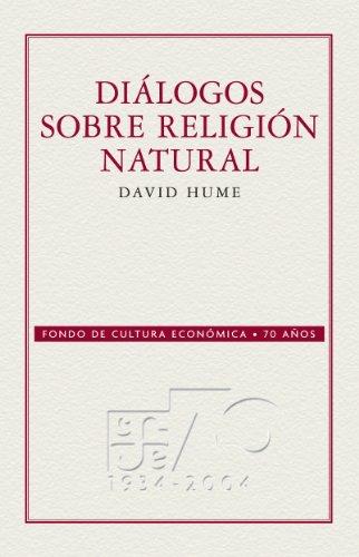 Diálogos sobre religión natural por David Hume