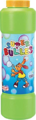 Bouteille bulles à savon 900 ml