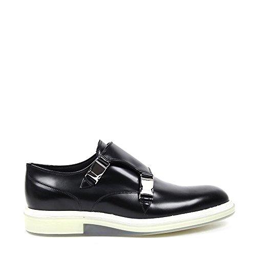 Scarpe Derbies Uomo Christian Dior Homme 3DE070COT - Colore - Nero, Taglia scarpa - 41
