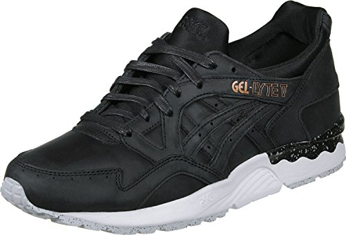 "Asics - Asics Gel Lyte V ""Rose Gold Pack"" Black Black-Black"