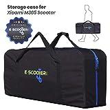 E-Scooter Bag xiaomi mijia m365 Borsa da Trasporto Scooter Elettrico Accessori Monopattino (Nero)