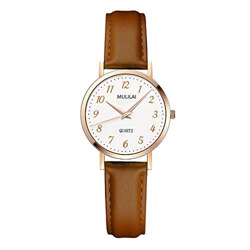 14c6189210c2 Relojes Mujer con Correa de Cuero