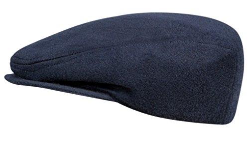 Flatcap in mehreren Farben 42019 by Fiebig (61, marine)