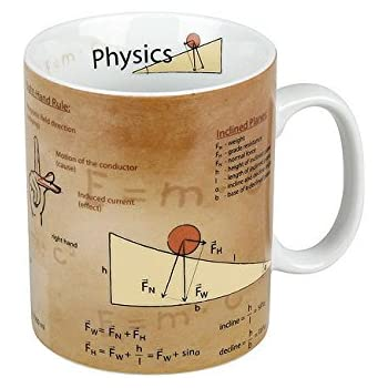 Physics Equations Mug: Amazon.co.uk: Kitchen & Home