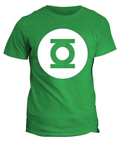 Tshirt Green Lantern - Sheldon - serie