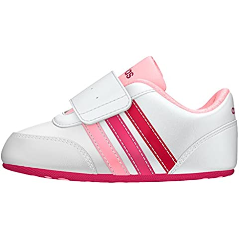 adidas - V Jog Crib, Scarpe da ginnastica Unisex – Bimbi 0-24