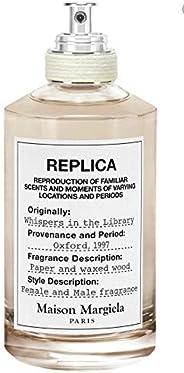 Maison Margiela Replica Whispers In The Library Eau De Toilette, 100 ml