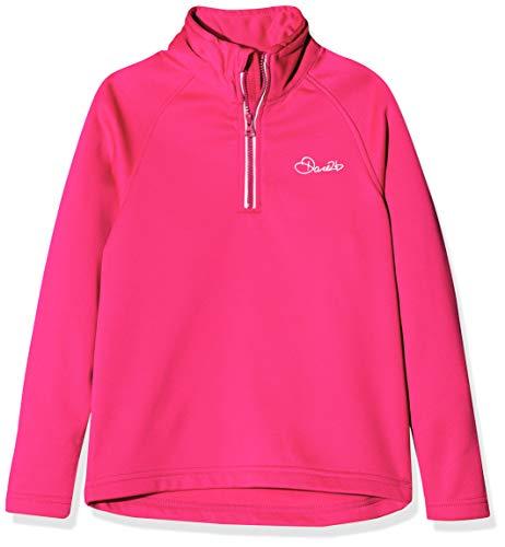 Dare 2b Kinder Ricochet Stretch Midlayer Einheitsgröße Cyber Pink - Fleece-stretch-t-shirt