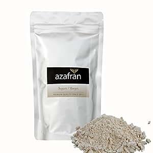 BIO-Ingwer   Ingwerpulver   Ingwerwurzel gemahlen (250g) von Azafran®   Ideal auch für Ingwertee oder Ingwerwasser