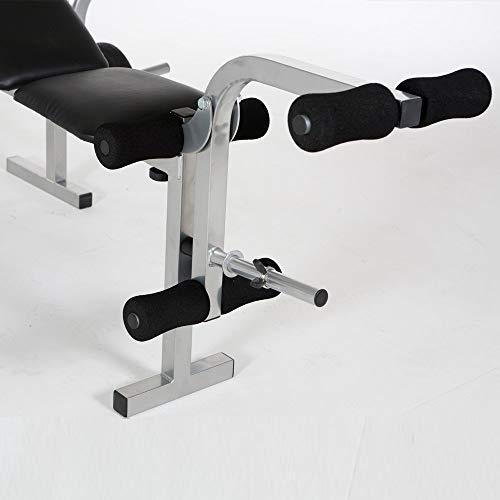 Verstellbare Hantelbank inklusive Gewichten (25 kg) im Test - 3