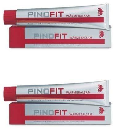 PINOFIT® Sportsalben - Das Original - universell einsetzbar (2 x Wärmebalsam)