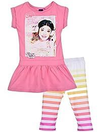 Violetta - Ensemble tee shirt et legging Violetta rose - 6 ans,8 ans,10 ans,12 ans