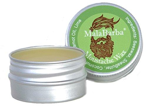 ergamotte. Schnurrbart Wax-malabarba. 15ml-1/2oz ()