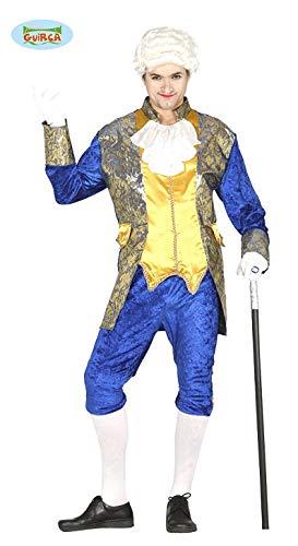 GRAF Kostüm im Barock Stil Karneval Fasching Edel Lord für Herren Gr. M - XL, ()