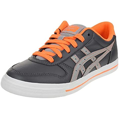 Asics Onitsuka Tiger Aaron Sneaker Lifestyle grey orange