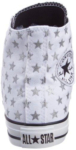 CONVERSE CT STAR HI SCARPE UNISEX MainApps Bianco