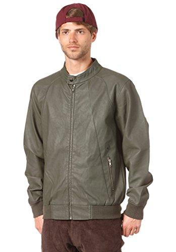 Preisvergleich Produktbild Volcom Leatherman Too Jacket Pu CLO grün (DOL)-S