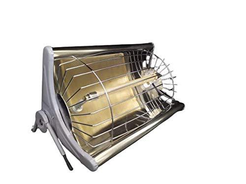 Varshine Happy Home || Laurels Rod Type Heater || Room Heater || 1 Season Warranty With ISI : IS : 302-2-30 ||(single bobby 124578yu