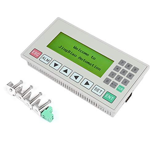 Textanzeige, OP320-A 3,7-Zoll-HMI-Unterstützung S485 / RS232-Kommunikationsanschluss mit Kabel für SPS