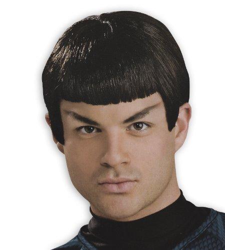 Star Trek XI Spock Perücke (Star Accessoires Trek Kostüme)