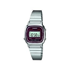 Casio LA670WEA-4EF – Reloj Digital de Cuarzo para Mujer con Correa