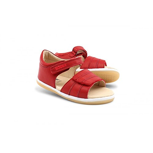Bobux , Sandales pour fille rouge Red red