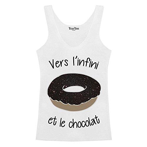 Veni Vici Vers L Infini et le Chocolat Blanc
