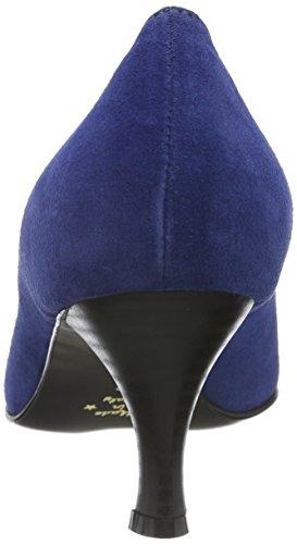 Diavolezza Damen Diana Pumps Blau (blu)