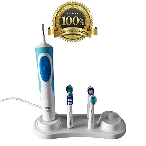 Drkao-Zahnbürstenhalter für Oral-B-Halter für Oral-B-Zahnbürstenständer für Oral-B-Ständer für elektrische Zahnbürsten für elektrische Oral-B-Zahnbürstenköpfe (Sonicare Kopf-halter)