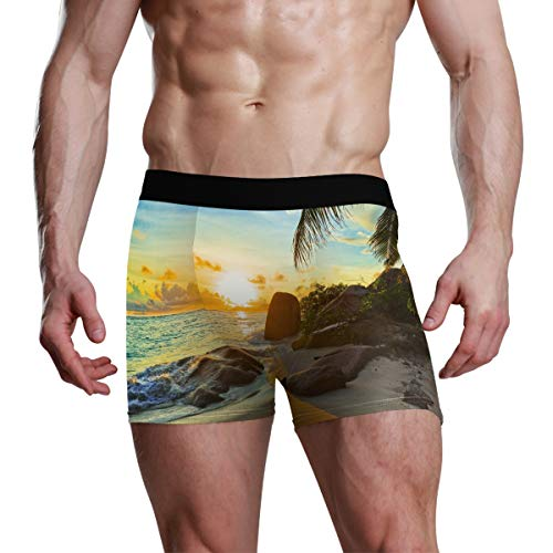 Men's Clothing Sunny Summer Men Beach Shorts Swimwear Trunks Quick Dry Beachwear Swimsuit Bathing Suit Man Bermudas Board Short Pool Bath Wear Brand To Win Warm Praise From Customers
