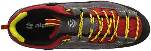 Alpina Unisex Adulti 680273 Scarpe Da Trekking E Da Trekking Rosso (rosso)