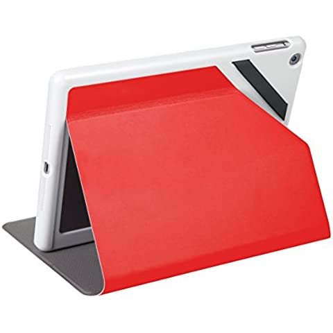 Targus EverVu - Funda Evervu Para Ipad Air Rojo
