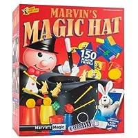 Marvin's Magic Plastic New magic hat, Multicolour