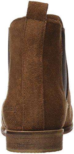 Coolway Damen Blues Chelsea Boots Beige (Cue)