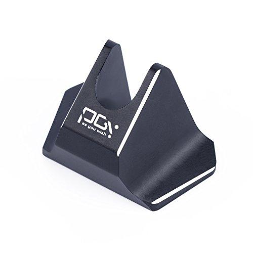 Preisvergleich Produktbild Anbee® Handy / Tablette Halter Klammer Feste Basis für DJI Phantom 3 Professional und Advanced Sender (Schwarz)
