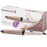 Remington Lockenstab PROluxe CI91X1, kegelförmig, 25-38 mm, OPTIheat-Technologie, rose gold