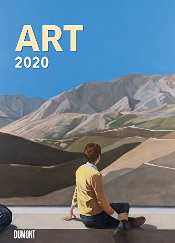 Art Kalender 2020 - Malerei heute - DUMONT Kunst-Kalender - Poster-Format 49,5 x 68,5 cm - Partnerlink