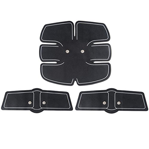 Komfortabel Entspannen Aufkleber Patch für Muskelstimulator Massage Maschine Muskel, 3 pcs Patch (Entspannen Maschine)