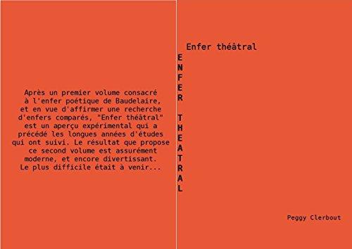 Couverture du livre Enfer theatral