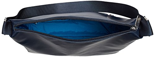 BREEPunch 702 - Borsa a tracolla Donna Blu (Blau (blue 251))
