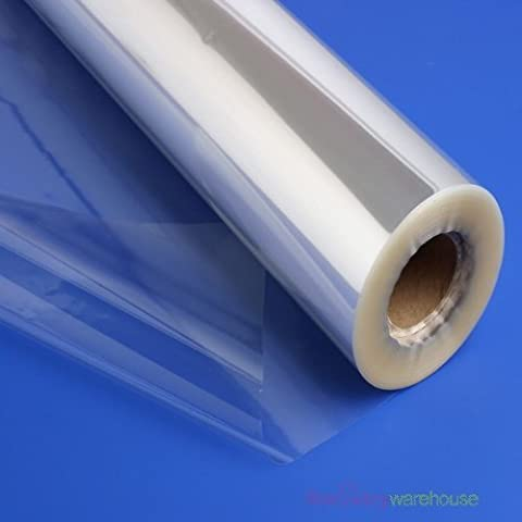 Papier Cristal - Rouleau de Feuilles de Cellophane pour Emballage