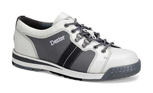 Dexter SST Tank Chaussures de bowling pour homme Weiß/Grau/Schwarz